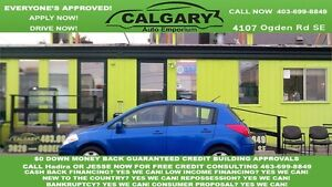 2009 Nissan Versa 1.8 S * $99 DOWN EVERYONE APPROVED*