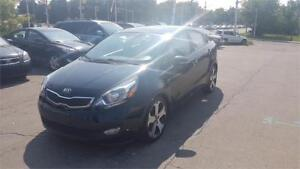 2015 Kia Rio SX only 80,000km in mint condition