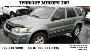 2006 Ford Escape Hybrid All Wheel Drive