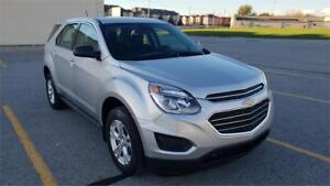 2016 Chevrolet Equinox LS very low kms great family Suv