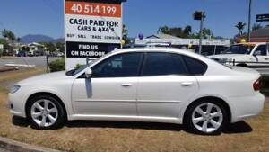 Safety + Impressive Styling = This '07 Subaru Liberty A.W.D Sedan