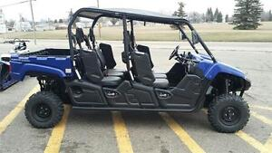 Black Friday Sale:  2015 Yamaha Viking 6-seater with EPS Demo
