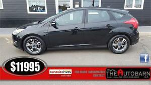 2014 FORD FOCUS SE HATCHBACK - CRUSE, HEATED SEATS, REMOTE START