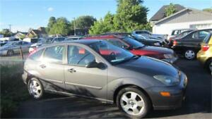 2004 Ford Focus ZX5 96000KM AUTOMATIQUE financement