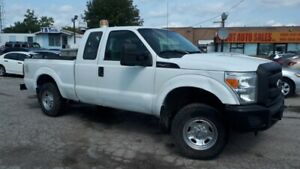 2011 Ford F250 XL 4x4, 4 Doors, Tool Box, Back Rack, Tow Package