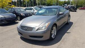 2009 INFINITI G37 AWD Coupe Premium back up camera navigation