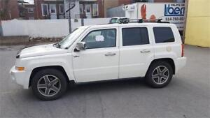 JEEP PATRIOT 2009, AC, MAGS, TOIT OUVRANT, TRES PROPRE