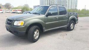 2004 Ford Explorer Sports Track