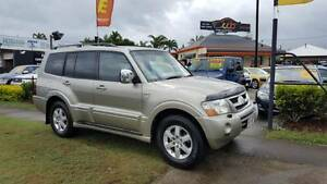 Feature Packed 4x4 - Mitsubishi Pajero Wagon - Finance Today Westcourt Cairns City Preview