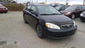 2008 Toyota Corolla | Certified and E-tested | New Brake Job
