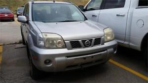 """2006 Nissan X-Trail SE """"AS IS"""""""