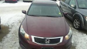 2008 Honda Accord EX-L Sedan AT Sold Sold Sold