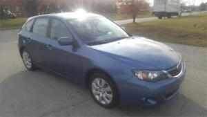 2009 Subaru Impreza 2.5i| Hatchback | Manual | Loaded| Certified