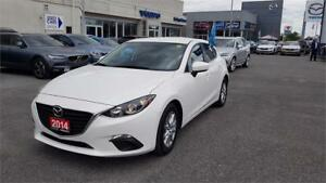 2014 Mazda Mazda3 Sport GS-SKY CERTIFIED PRE-OWNED