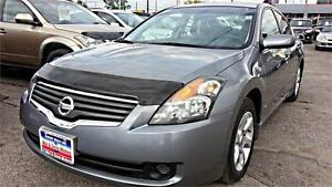 2007 NISSAN ALTIMA 2.5 S / 123k! / AUTO / 3 YEARS WARRANTY