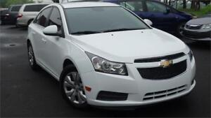 2014 Chevrolet Cruze 1LT WITH SAFETY CERTIFICATION