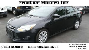 2014 Ford Focus SE 3 MONTH LUBRICO WARRANTY INCLUDED!