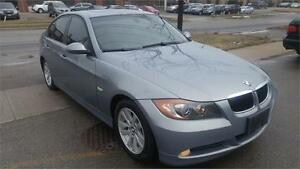 2006 BMW 3 Series 325i Low KM Certified Manual