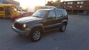 2005 Jeep Liberty Trail Rated---4X4