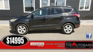 2015 FORD ESCAPE SE 4WD - Cruise, Bluetooth, Heated Seats