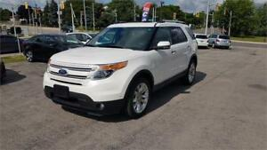 2011 Ford Explorer Limited NAVIGATION BACK UP CAMERA