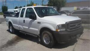 2004 Ford F250, Power Lift Gate! 4 doors-8 Foot Box, Tow package