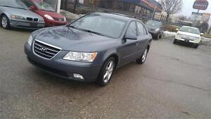 2009 Hyundai Sonata Sport | Sunroof | Heated Seats |Cetified