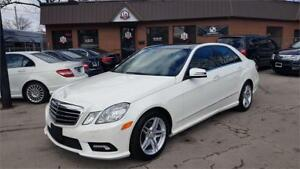 2011 Mercedes-Benz E-Class E 350 FULLY LOADED