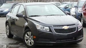 2014 Chevrolet Cruze 1LT, certified, Bluetooth