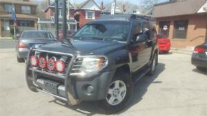 2006 Nissan Xterra Off-Road 4X4 FULLY LOADED CLEAN CAR PROOF