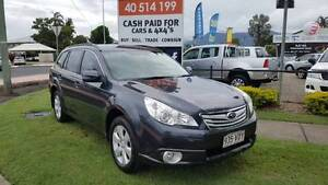 Price Slashed so why not Finance this 2009 Subaru Outback Wagon? Westcourt Cairns City Preview