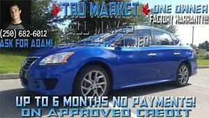 2014 Nissan Sentra {One Owner} Factory Warranty, NAVIGATION