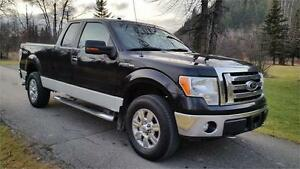 2009 F-150 XLT 4X4 BLACK BEAUTY MUST SEE Prince George British Columbia image 7