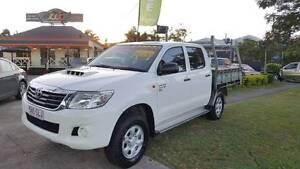 Turbo Diesel 4x4 ... 2012 Toyota Hilux Dual Cab Ute.. Long Rego Westcourt Cairns City Preview