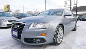 2010 Audi A6 3.0L S-Line//1 Owner//No Accident//1 Yr Warranty