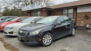 2011 Chevrolet Cruze LT Turbo w/1SA Finance Available