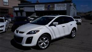 2010 Mazda CX-7 GT AWD BACKUP CAM, BLIND SPOT SENSORS, BLUETOOTH