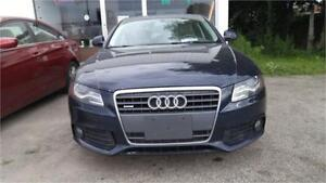 2009 Audi A4 Quattro AWD   Warranty Included   No Accidents