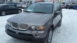 2006 BMW X5 4.4i  1 YEAR FREE WARRANTY