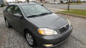 2006 Toyota Corolla LE LEATHER FULLY LOADED ACCIDENT FREE