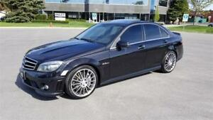 2011 Mercedes-Benz C63 AMG| Accident Free | Winter Wheels Incl.