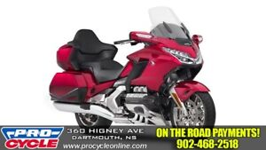 2018 Honda Goldwing Tour SAVE BIG