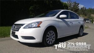 2014 Nissan Sentra *One Owner, Factory Warranty, LOW KMS*
