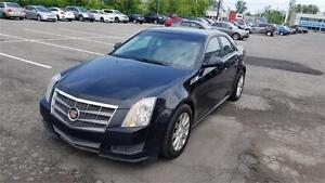 2010 Cadillac CTS Automatic