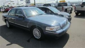 2010 Mercury Grand Marquis LS Ultimate   55000km financement mai