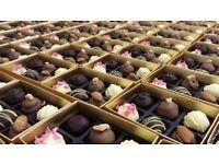 CHOCOLATIER BUSINESS REF 146256