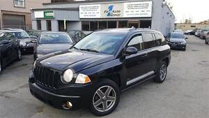 2009 Jeep Compass ROCKY MOUNTAIN - BLUETOOTH, P-MOONROOF
