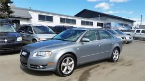 2007 Audi A4 3.2 Quattro - AWD, Leather, Sunroof ***ON SALE***