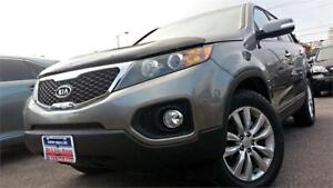 2011 Kia Sorento LX V6/ AUTO /HEAT. SEATS / A-RIMS / HITCH / 86k