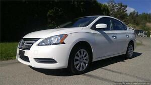 2014 Nissan Sentra {One Owner} Factory Warranty!